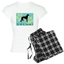 saluki dog Pajamas