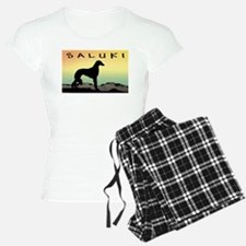 Saluki Dog Desert Pajamas