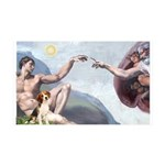 Creation of the Beagle 35x21 Wall Decal