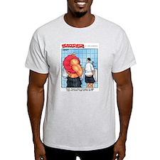Lookin' Huge - Ash Grey T-Shirt