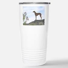 Desert Flower Sloughi Travel Mug