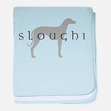 Sloughi Dog Breed baby blanket