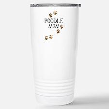 Poodle Mom Travel Mug