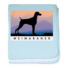 Cute Breed specific baby blanket