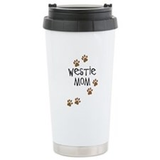 Westie Mom Travel Mug