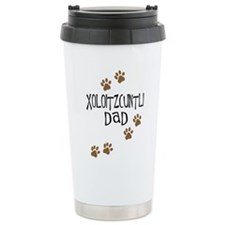 Xoloitzcuintli Dad Travel Mug
