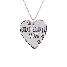 Xoloitzcuintli Mom Necklace
