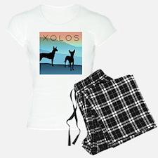 Blue Mountain Xolo Pajamas