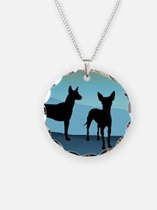 Blue Mountain Xolo Necklace