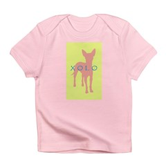 xolo dog Infant T-Shirt