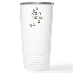Xolo Dad Stainless Steel Travel Mug