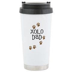Xolo Dad Travel Mug