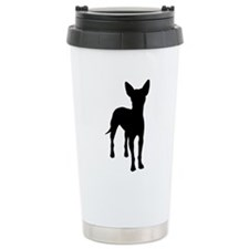 xoloitzcuintli dog Travel Mug