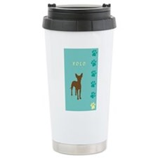 xoloitzcuintli paws Travel Coffee Mug