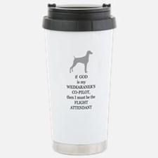 Weim Attendant Travel Mug