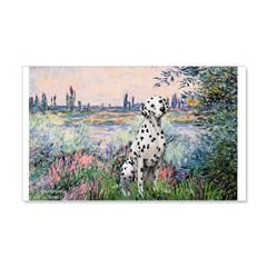 Seine / Dalmatian #1 Wall Decal
