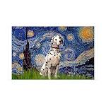 Starry /Dalmatian 35x21 Wall Decal