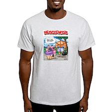 Big Is Beautiful - Ash Grey T-Shirt