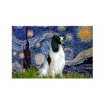 Starry / Eng Springer 35x21 Wall Decal