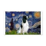 Starry / Eng Springer 20x12 Wall Decal