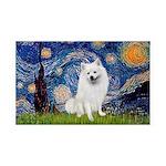 Starry / Eskimo Spitz #1 35x21 Wall Decal