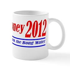 Clooney for President 2012 Mug