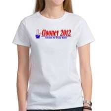 Clooney for President 2012 Tee