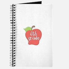 6th Grade Teacher Apple Journal