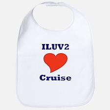 ILUV2 Cruise Bib