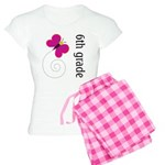 6th Grade Year End Gifts Women's Light Pajamas
