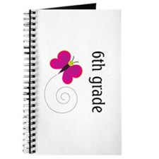 6th Grade Year End Gifts Journal