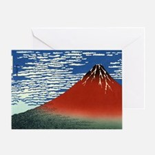 Classic Japanese Art Greeting Card