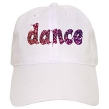 Dance Glitter Baseball Cap