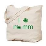 I shamrock mommy Tote Bag
