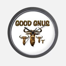THAT'S GNUS TO ME Wall Clock