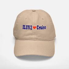 ILUV2 Cruise Baseball Baseball Cap