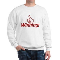 Winning! Sweatshirt
