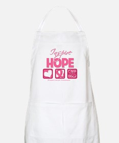 Inspire Hope Breast Cancer Apron