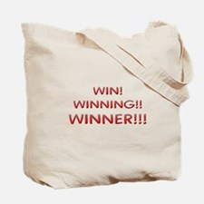 Helaine's Win Winning Winner Tote Bag