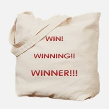 Helaine's Win Winning Winner Tote Bag