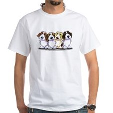 Four PBGV Shirt