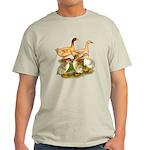 Buff Duck Family Light T-Shirt