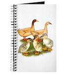 Buff Duck Family Journal