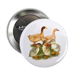 "Buff Duck Family 2.25"" Button (100 pack)"
