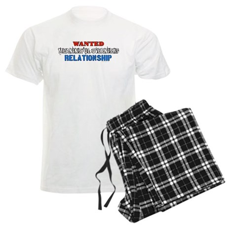 Wanted: Meaningful ... Men's Light Pajamas