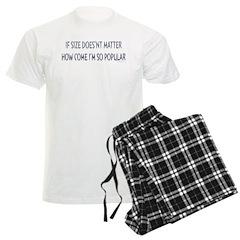 If size doesn't matter.. Pajamas