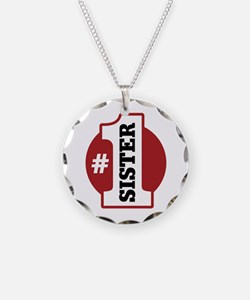#1 Sister Necklace