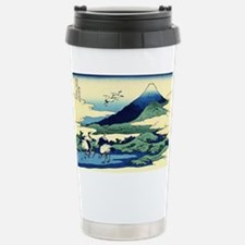 Classic Japanese Art Travel Mug