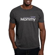 Mommy Est 2011 T-Shirt