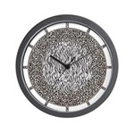 SAFARI SERIES:  Wall Clock
